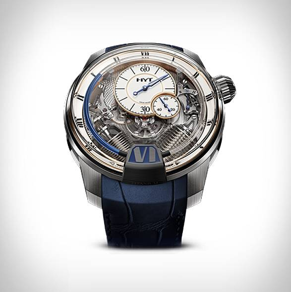 Relógio Tradição H2 | HYT - Imagem - 5