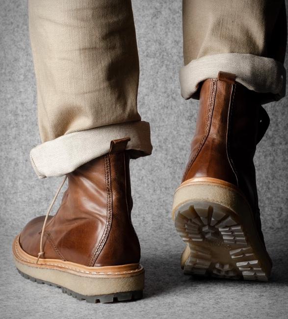 HARDGRAFT BIG BROWN BOOTS - Imagem - 4
