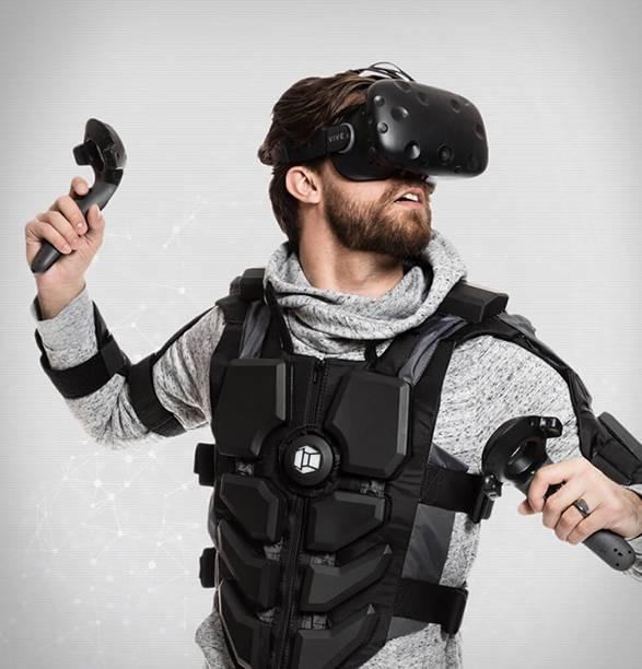 Jogo Hardlight com VR e Traje - Imagem - 2