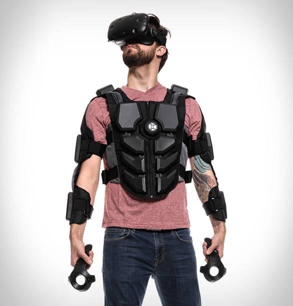 Jogo Hardlight com VR e Traje - Imagem - 3