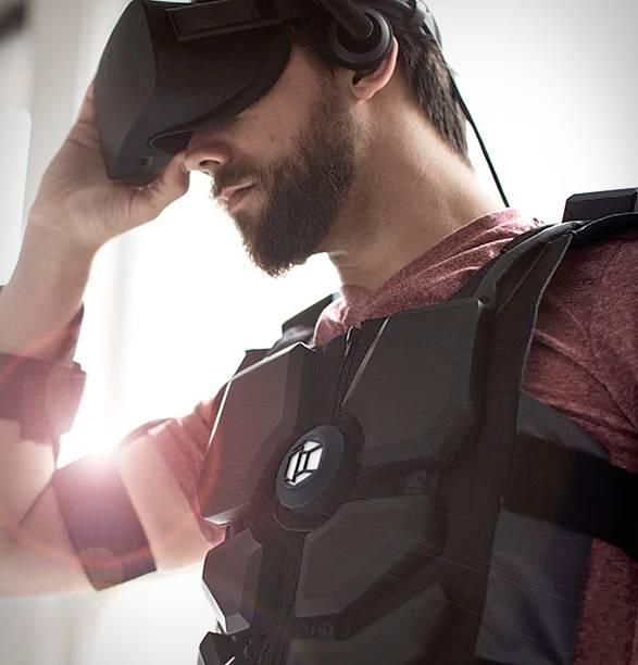 Jogo Hardlight com VR e Traje - Imagem - 4
