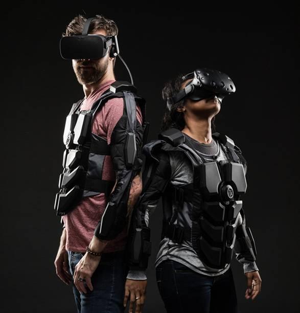 Jogo Hardlight com VR e Traje - Imagem - 5