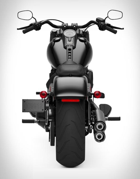 A Harley Davidson está comemorando 30 anos da icônica motocicleta Fat Boy - Imagem - 4