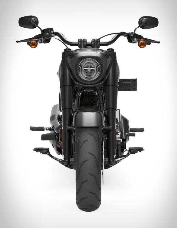 A Harley Davidson está comemorando 30 anos da icônica motocicleta Fat Boy - Imagem - 2