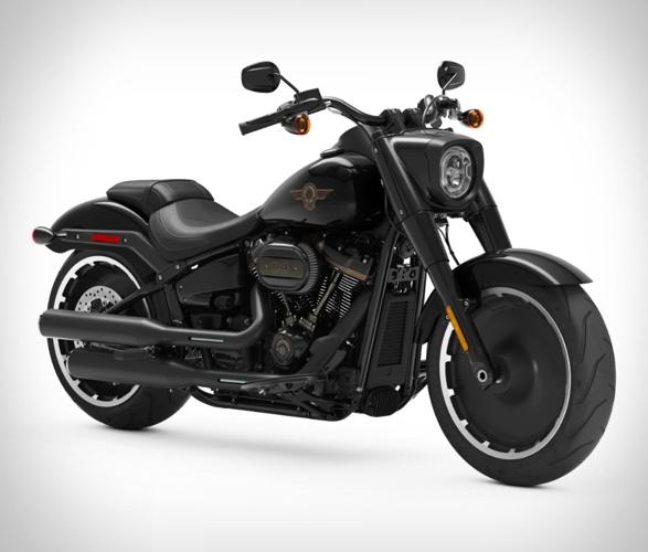 A Harley Davidson está comemorando 30 anos da icônica motocicleta Fat Boy - Imagem - 3