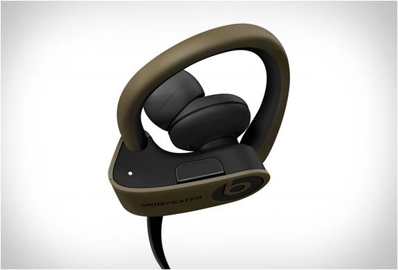 HEADPHONE BLUETOOTH UNDFTD X BEATS POWERBEATS 2 - Imagem - 4