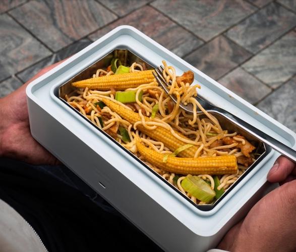 Marmita de Aquecimento Automático - Heatbox Self-Heating Lunchbox - Imagem - 4