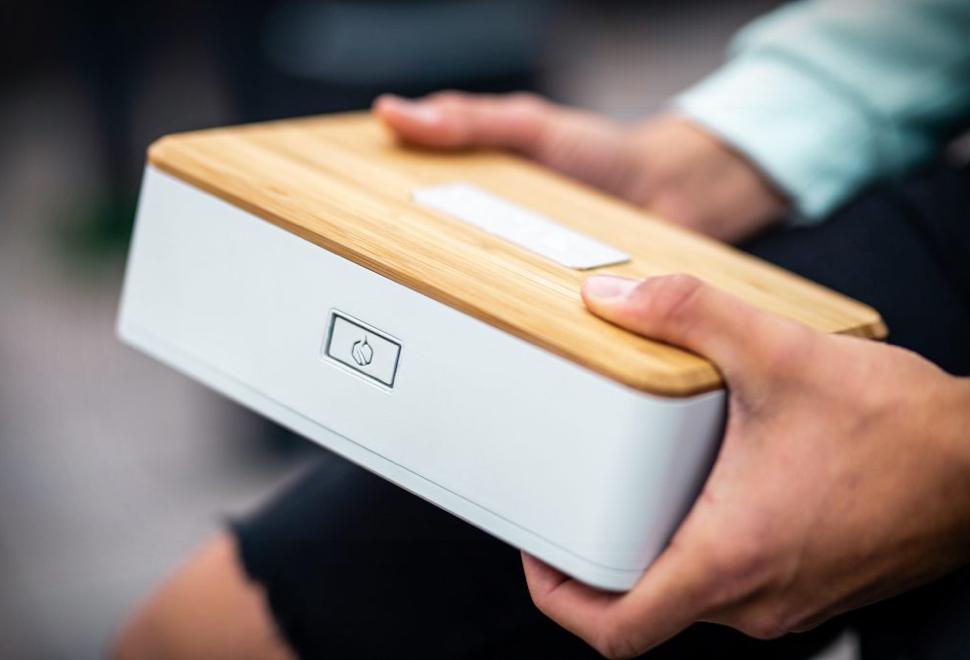 Marmita de Aquecimento Automático - Heatbox Self-Heating Lunchbox - Imagem - 1