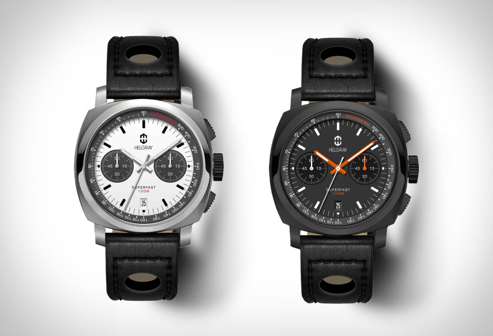 Relógio HELGRAY SUPERFAST WATCH - Imagem - 1