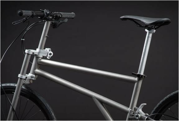 Bicicleta Dobrável - Helix - Imagem - 5