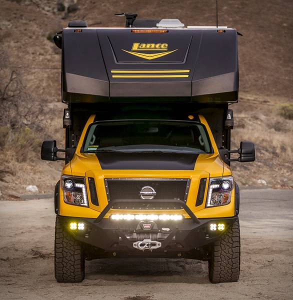 Pick-up Titan XD Camper | Hellwig Products - Imagem - 4
