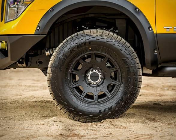 Pick-up Titan XD Camper | Hellwig Products - Imagem - 5