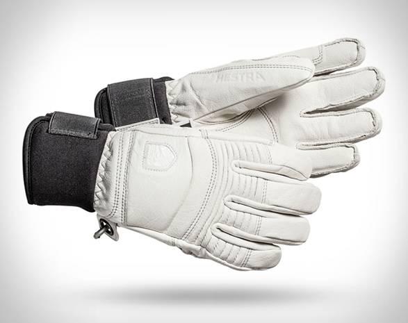 Luvas de Esqui/ Snowboard Hestra - Imagem - 3