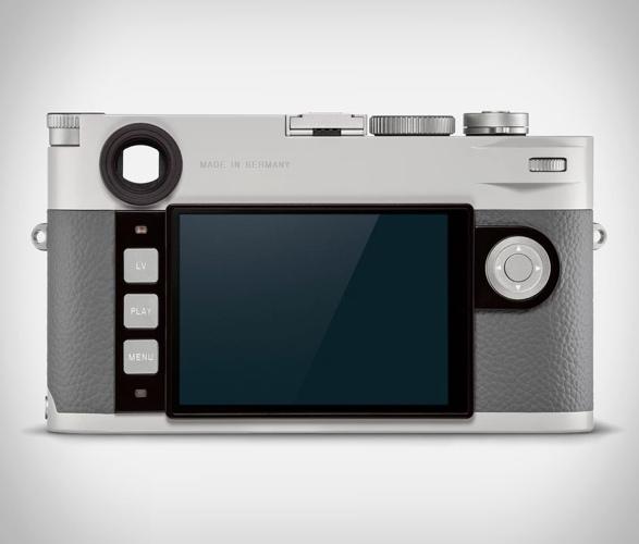 Câmera Hodinkee x Leica M10-P Ghost Edition - Imagem - 4