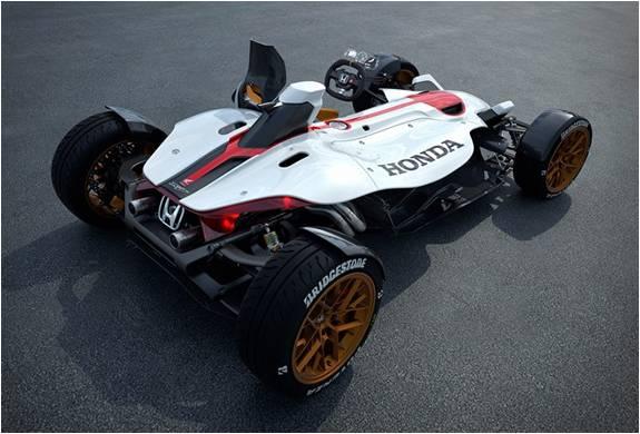 kart Honda 2&4 - Imagem - 2