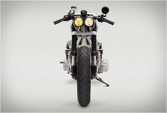 Moto Personalizada Honda Cb750 - Imagem - 2