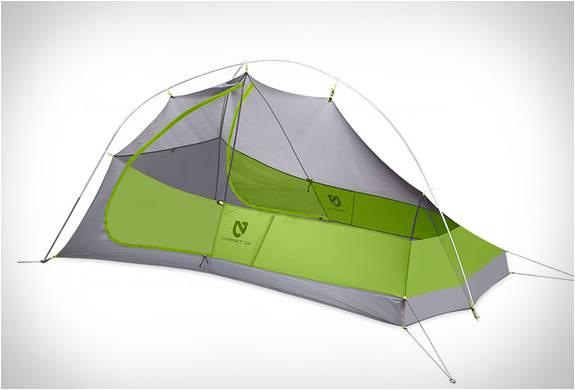 Tenda Mochila Ultraleve - Tenda Hornet - Imagem - 2