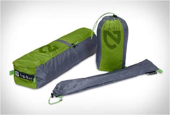 Tenda Mochila Ultraleve - Tenda Hornet - Imagem - 4