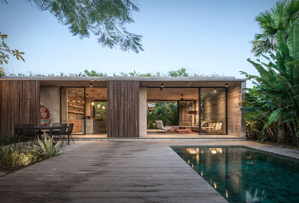 Casa de Concreto - House BK - Imagem - 1