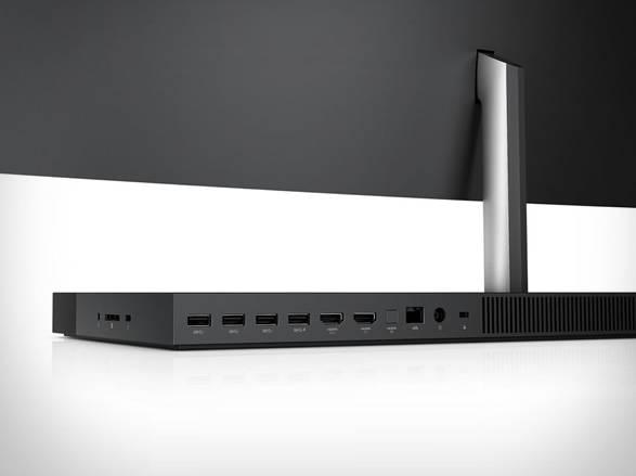 """HP Envy Curve AIO 34"""" Desktop - Imagem - 4"""