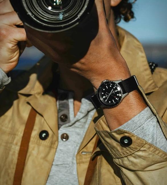 Relógio - Huckberry x Timex Diver - Imagem - 4