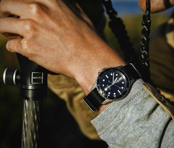 Relógio - Huckberry x Timex Diver - Imagem - 2