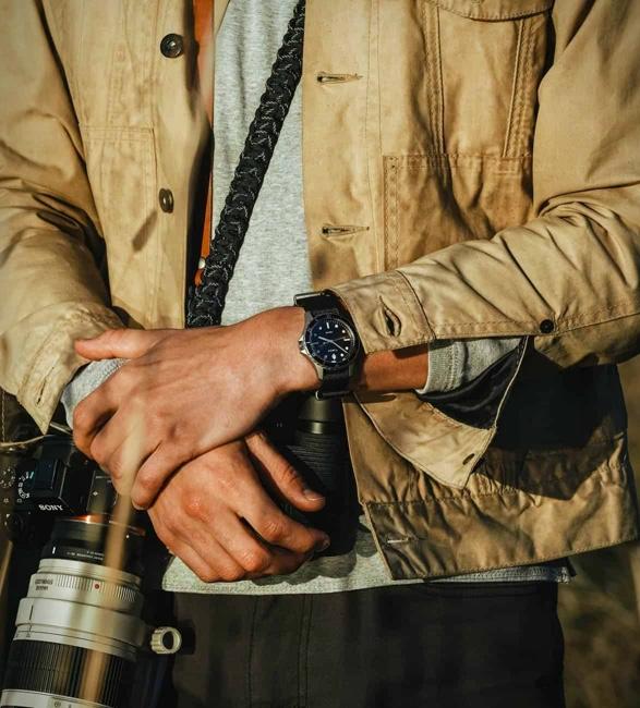 Relógio - Huckberry x Timex Diver - Imagem - 5
