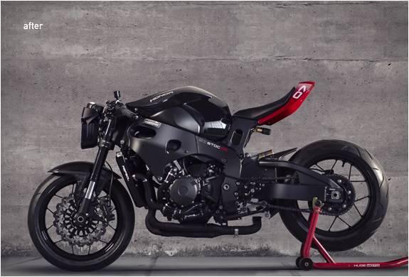 Kit Personalizado para Moto Honda CBR1000RR - Imagem - 5