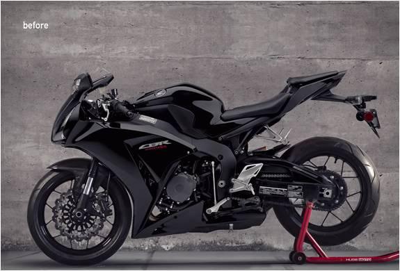 Kit Personalizado para Moto Honda CBR1000RR - Imagem - 4