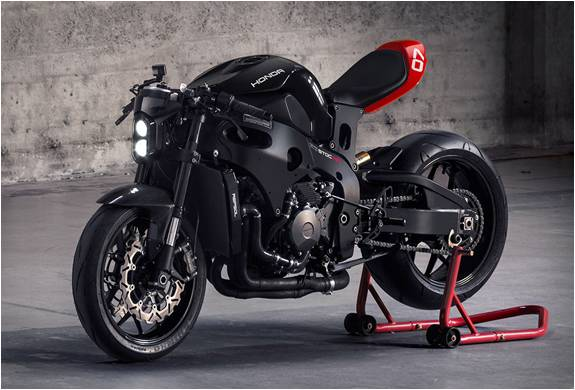Kit Personalizado para Moto Honda CBR1000RR - Imagem - 1