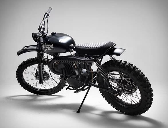 Moto Husqvarna 256 Thage - Imagem - 3