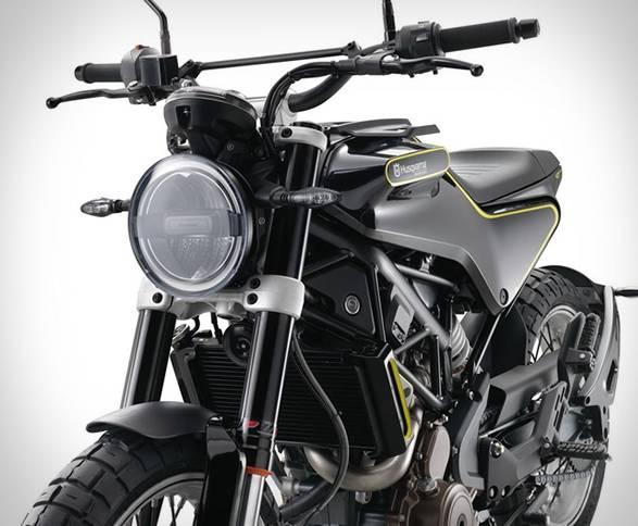 Moto Husqvarna 401 - Imagem - 5