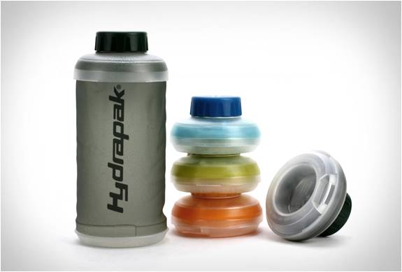 HYDRAPAK STASH COLLAPSIBLE BOTTLE - Imagem - 2