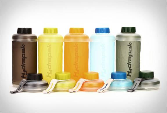 HYDRAPAK STASH COLLAPSIBLE BOTTLE - Imagem - 3