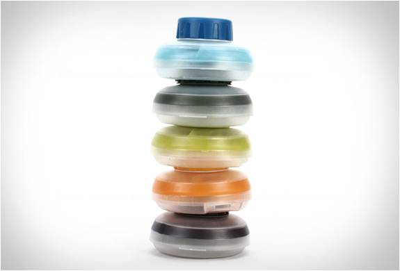 HYDRAPAK STASH COLLAPSIBLE BOTTLE - Imagem - 4