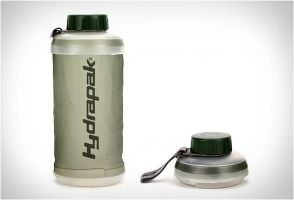 HYDRAPAK STASH COLLAPSIBLE BOTTLE - Imagem - 5