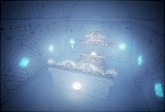 HOTEL DE GELO - ICEHOTEL 25TH EDITION - Imagem - 2