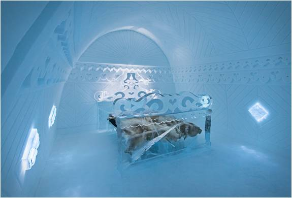 HOTEL DE GELO - ICEHOTEL 25TH EDITION - Imagem - 3