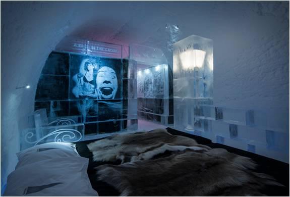 HOTEL DE GELO - ICEHOTEL 25TH EDITION - Imagem - 5