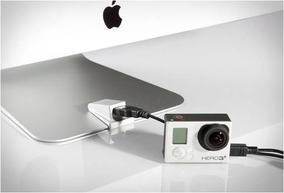 PORTA USB IMAC - IMACOMPANION - Imagem - 4
