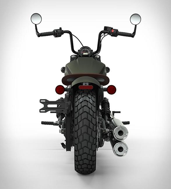 Moto INDIAN SCOUT BOBBER TWENTY - Imagem - 2