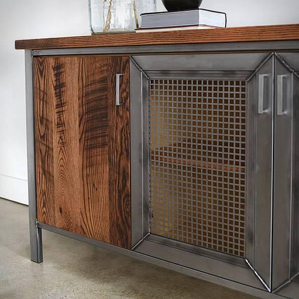 Mobiliário de Console Industrial Moderno - Imagem - 3