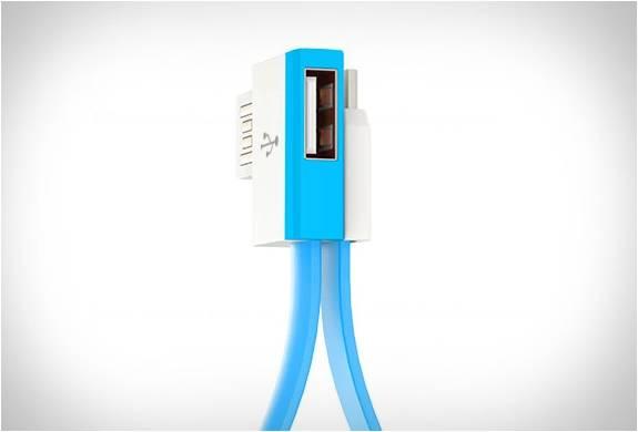 JÁ PENSOU EM TER INFINITAS PORTAS USB NO SEU LAPTOP? A RESPOSTA É INFINITEUSB - Imagem - 3