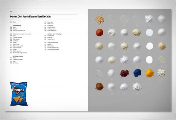 Uma Exploração Visual de 75 Aditivos e 25 Produtos Alimentícios - Imagem - 2