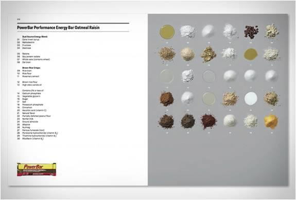 Uma Exploração Visual de 75 Aditivos e 25 Produtos Alimentícios - Imagem - 3