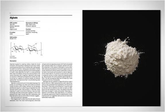 Uma Exploração Visual de 75 Aditivos e 25 Produtos Alimentícios - Imagem - 4