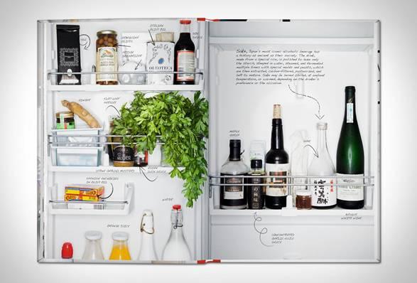 Livro Geladeiras dos Chefs Europeus | Inside Chefs Fridges - Imagem - 2
