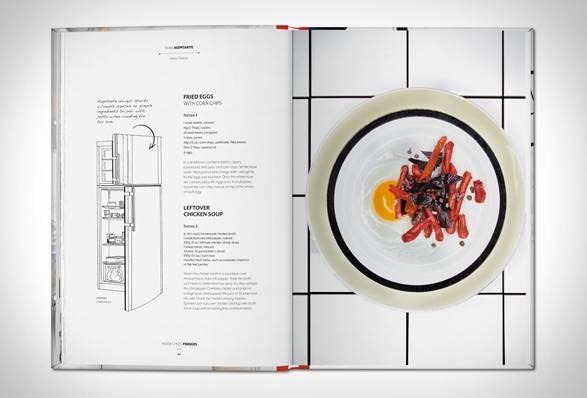 Livro Geladeiras dos Chefs Europeus | Inside Chefs Fridges - Imagem - 3