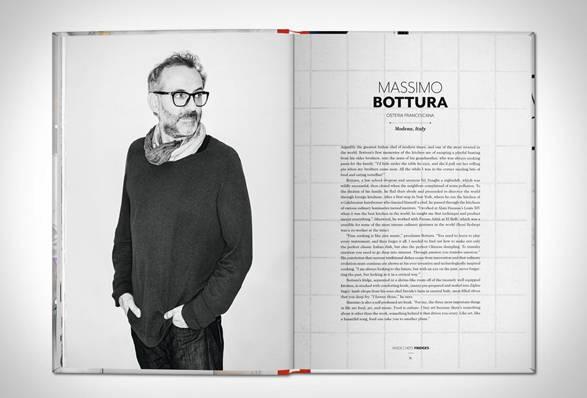 Livro Geladeiras dos Chefs Europeus | Inside Chefs Fridges - Imagem - 4