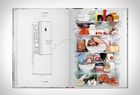 Livro Geladeiras dos Chefs Europeus | Inside Chefs Fridges - Imagem - 5